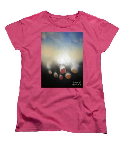 The Sky Is Falling Women's T-Shirt (Standard Cut)