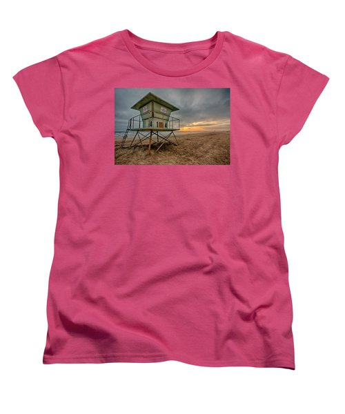 The Stand Women's T-Shirt (Standard Cut) by Peter Tellone