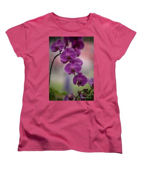 The Waiting Women's T-Shirt (Standard Cut) by Mike Reid