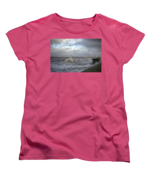 The Wild Mersey 2 Women's T-Shirt (Standard Cut) by Spikey Mouse Photography