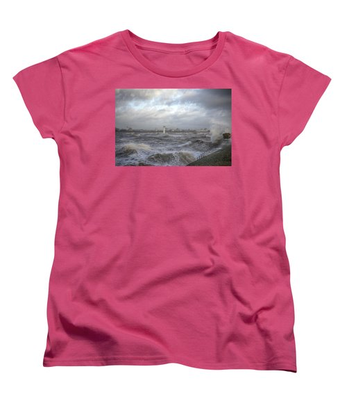 The Wild Mersey Women's T-Shirt (Standard Cut) by Spikey Mouse Photography