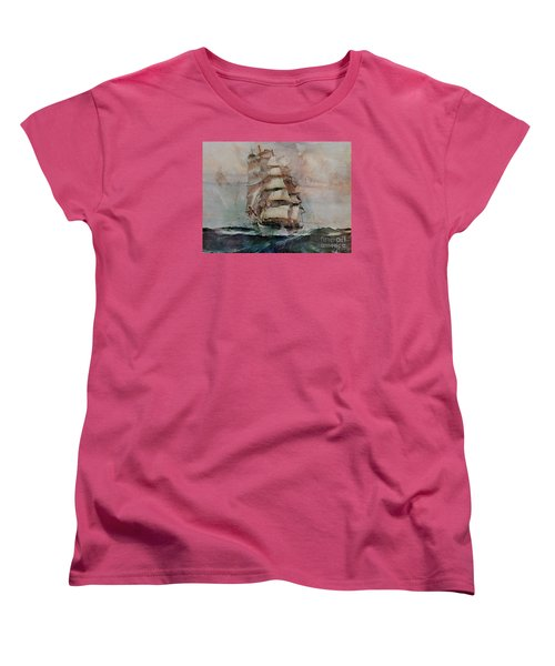 Thessalus Women's T-Shirt (Standard Cut) by Dragica  Micki Fortuna