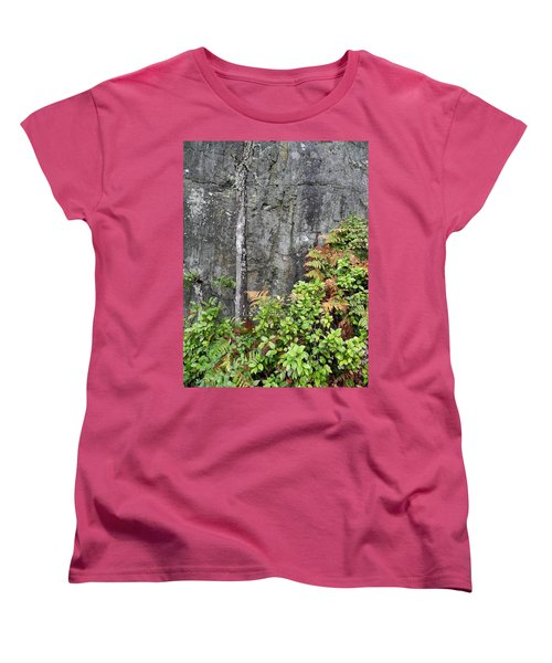 Women's T-Shirt (Standard Cut) featuring the photograph Thetis In Fall by Cheryl Hoyle