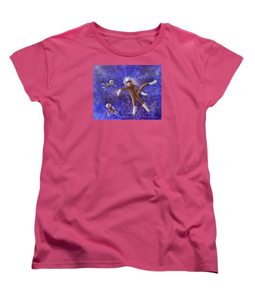 They Came From Outer Space Women's T-Shirt (Standard Cut)