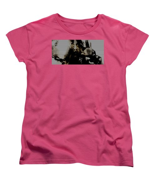 Women's T-Shirt (Standard Cut) featuring the photograph Trapped Inside by Jessica Shelton