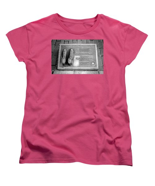 Tribute To The Bird Women's T-Shirt (Standard Cut)