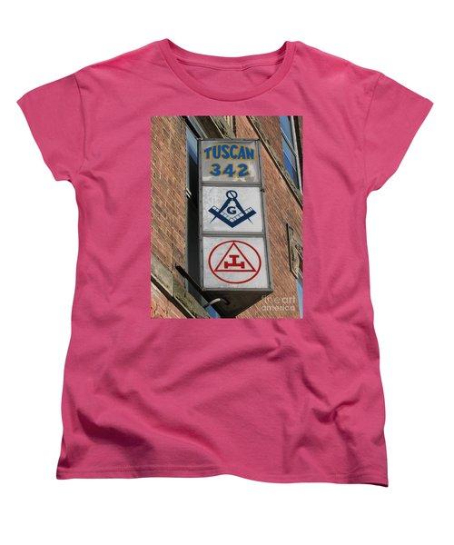 Tuscan 342 Women's T-Shirt (Standard Cut) by Michael Krek