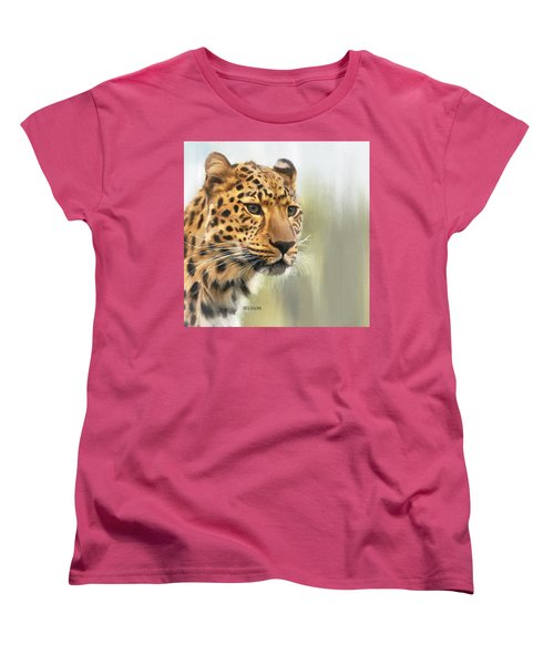 Tutku Women's T-Shirt (Standard Cut) by Greg Collins