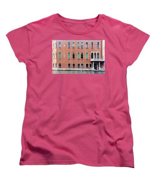 Venice Apartment Women's T-Shirt (Standard Cut) by Stuart Litoff