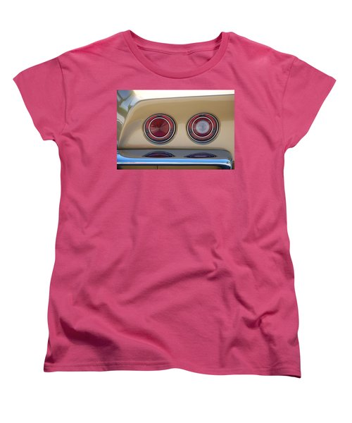 Vette Lights Women's T-Shirt (Standard Cut)