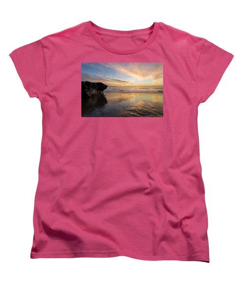 Warm Glow Of Memory Women's T-Shirt (Standard Cut) by Alex Lapidus