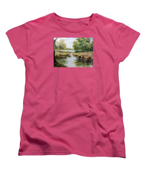 Waterloo Women's T-Shirt (Standard Cut)