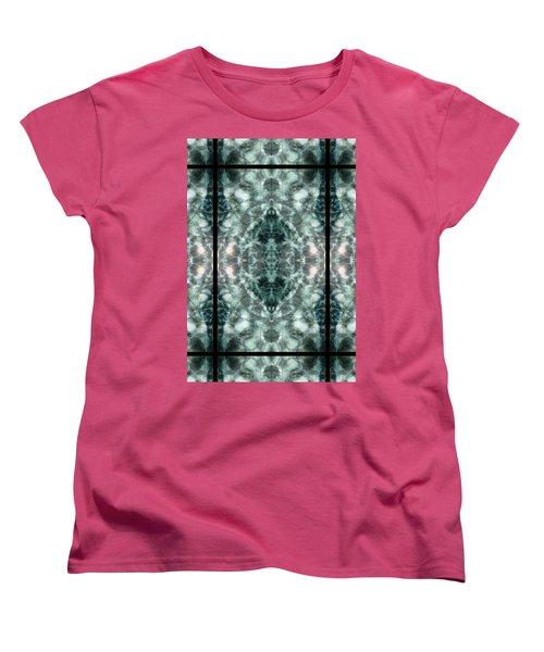 Waters Of Humility Women's T-Shirt (Standard Cut) by Deprise Brescia