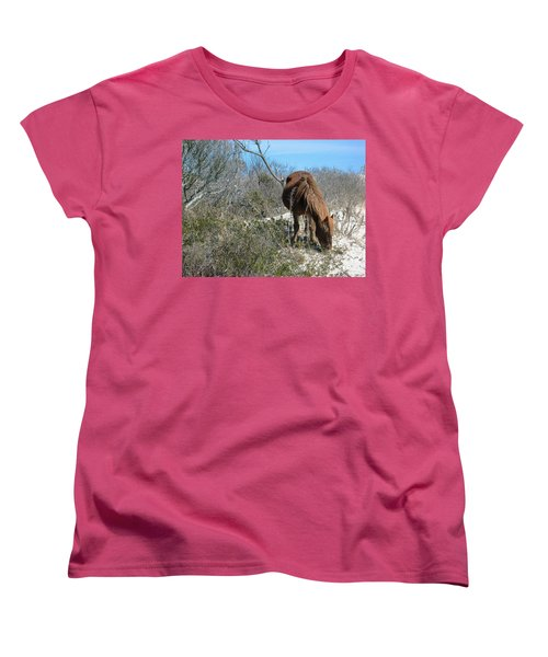 What Do I See Here? Women's T-Shirt (Standard Cut) by Photographic Arts And Design Studio