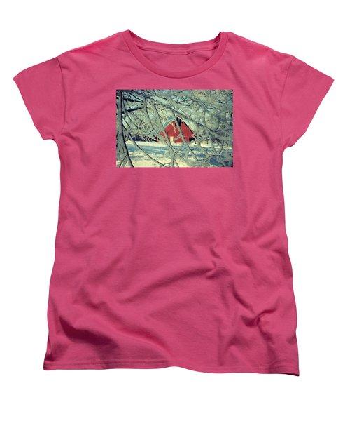 Our Frosty Barn Women's T-Shirt (Standard Cut)