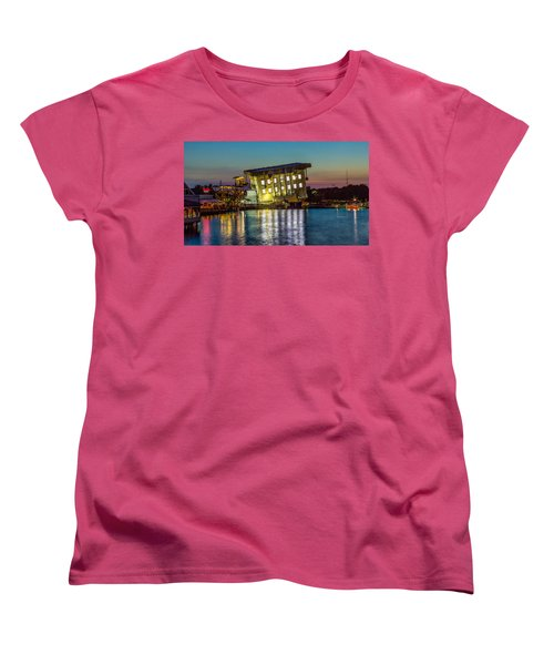 Women's T-Shirt (Standard Cut) featuring the photograph Wonder by Rob Sellers