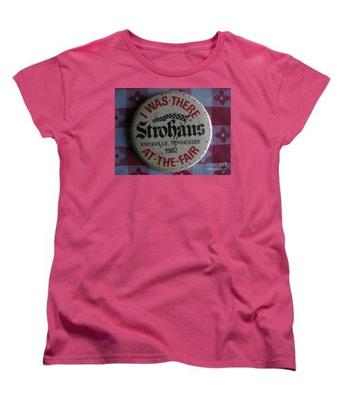 Women's T-Shirt (Standard Cut) featuring the photograph Worlds Fair by Michael Krek