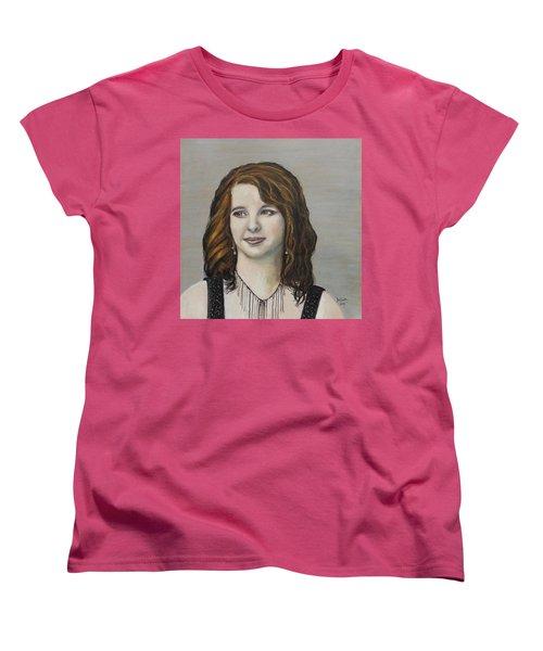 Yesteryear Women's T-Shirt (Standard Cut) by Jeanne Fischer