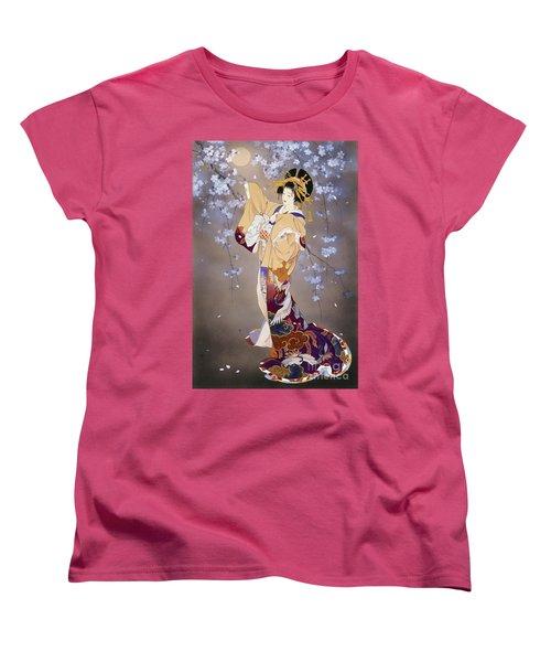 Yoi Women's T-Shirt (Standard Cut) by Haruyo Morita