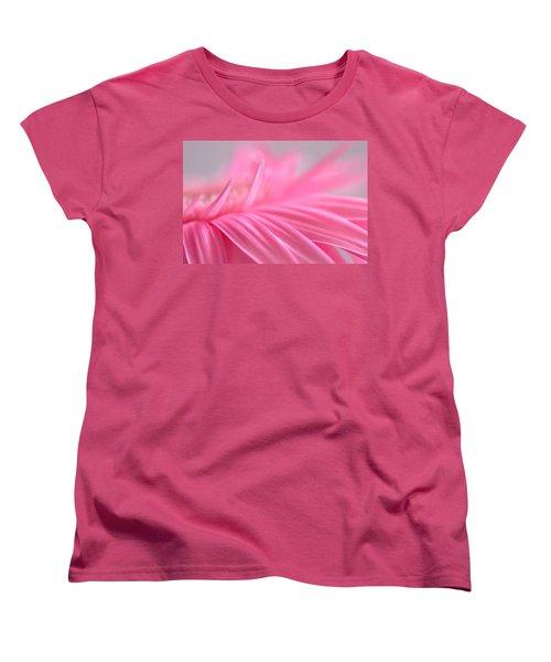 A Gentle Whisper Women's T-Shirt (Standard Cut) by Melanie Moraga