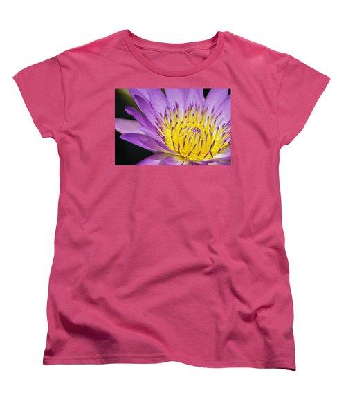 A Moment Stands Still Women's T-Shirt (Standard Cut) by Melanie Moraga