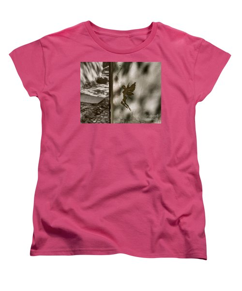 Angel Of Tallinn Women's T-Shirt (Standard Cut)