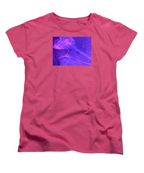 Women's T-Shirt (Standard Cut) featuring the digital art Definhareis by Jeff Iverson