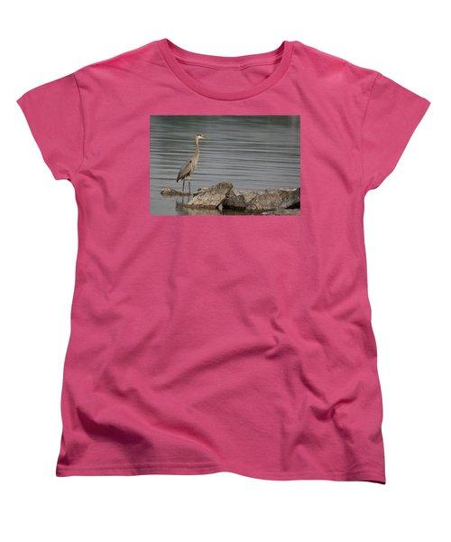 Ever Alert Women's T-Shirt (Standard Cut) by Eunice Gibb