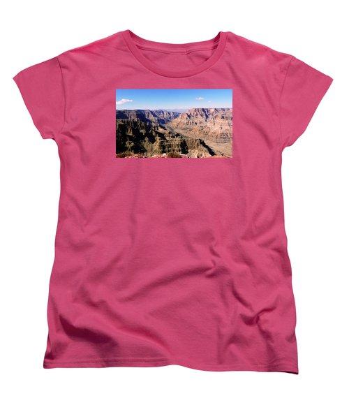 Women's T-Shirt (Standard Cut) featuring the photograph Grand Canyon by Lynn Bolt