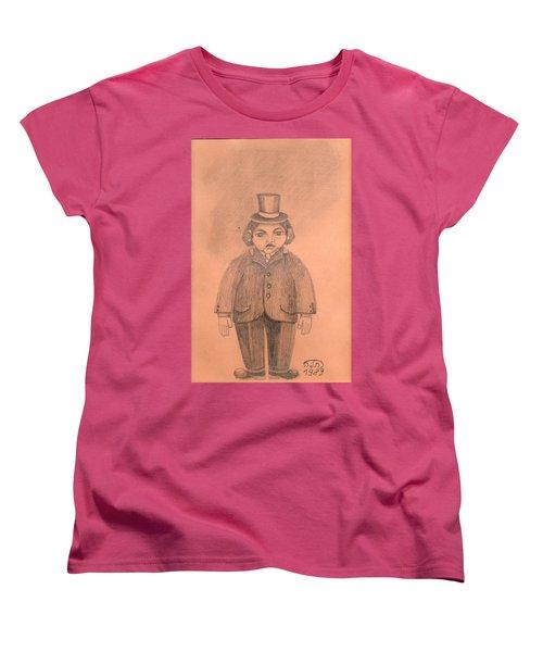Guzzy Women's T-Shirt (Standard Cut) by Rachel Hershkovitz
