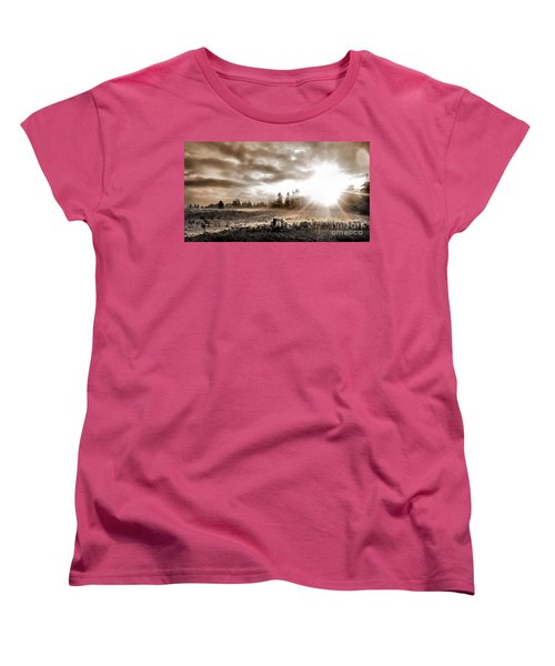 Hope II Women's T-Shirt (Standard Cut) by Rory Sagner