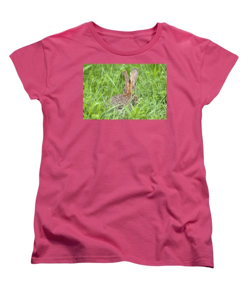Women's T-Shirt (Standard Cut) featuring the photograph I Still See You by Jeannette Hunt