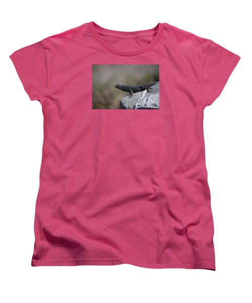 Look At Me Women's T-Shirt (Standard Cut) by Ivete Basso Photography