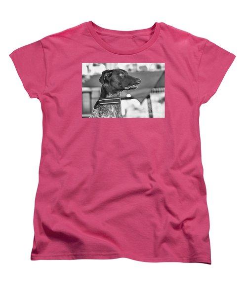 Mesmerized Women's T-Shirt (Standard Cut) by Eunice Gibb