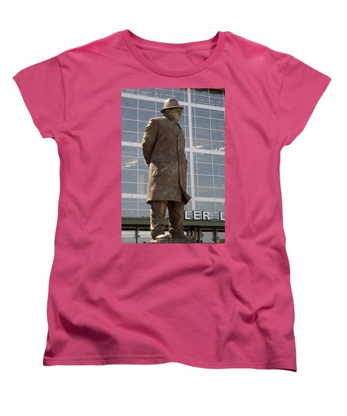 Women's T-Shirt (Standard Cut) featuring the photograph One Of The Greatest by Kay Novy