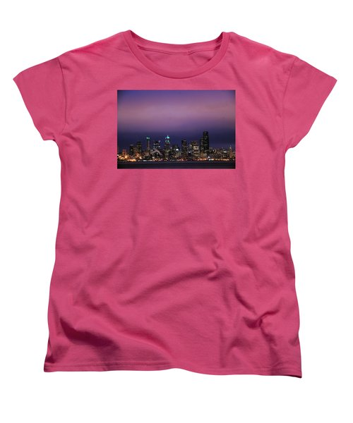 Purple Haze Women's T-Shirt (Standard Cut)