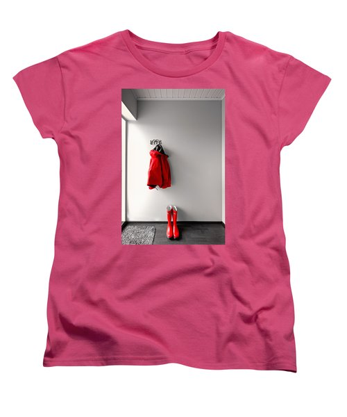 Ready For Rain Women's T-Shirt (Standard Cut)