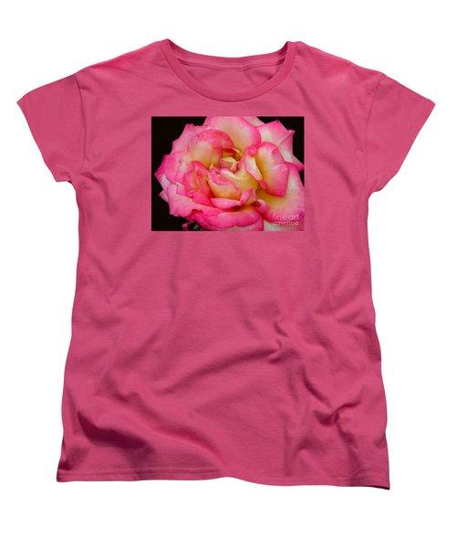 Rose 2 Women's T-Shirt (Standard Cut) by Mark Gilman