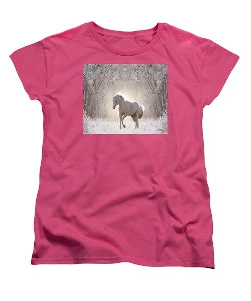 Snow White Women's T-Shirt (Standard Cut) by Bill Stephens