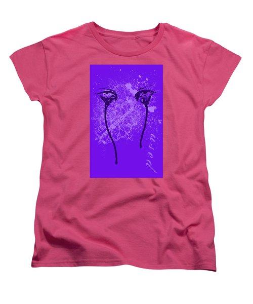 Used Women's T-Shirt (Standard Cut) by Tony Koehl