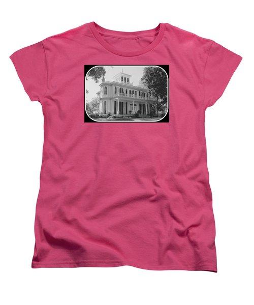 Widow's Walk Women's T-Shirt (Standard Cut) by Betty Northcutt