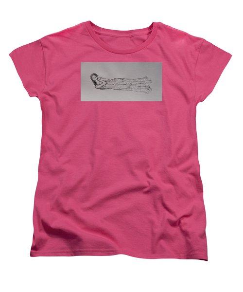 Day Dreaming  Women's T-Shirt (Standard Cut) by Hae Kim