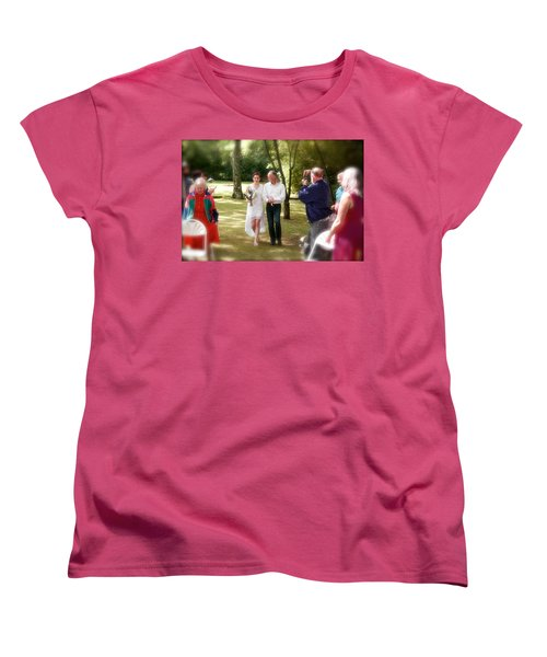 05_21_16_5188 Women's T-Shirt (Standard Cut) by Lawrence Boothby