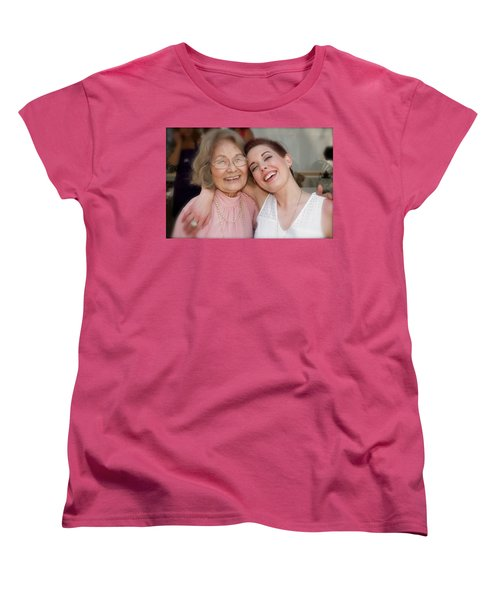 05_21_16_5351 Women's T-Shirt (Standard Cut) by Lawrence Boothby