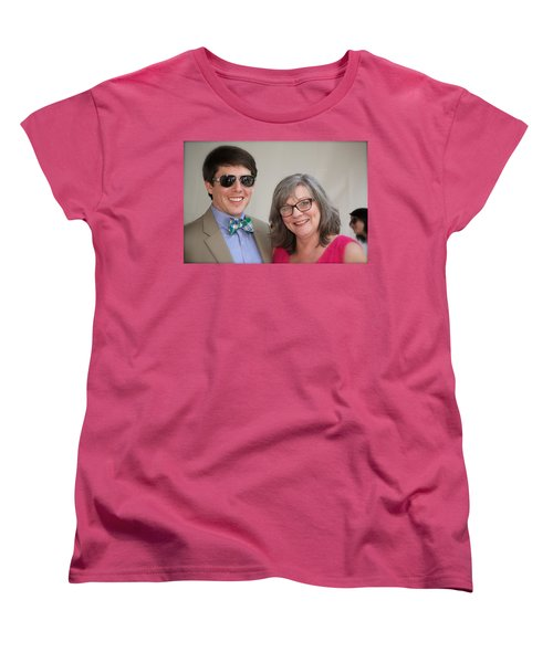 05_21_16_5411 Women's T-Shirt (Standard Cut) by Lawrence Boothby