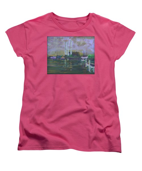 An Ancient Power Women's T-Shirt (Standard Cut)