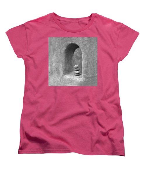 Balance  Women's T-Shirt (Standard Cut) by Don Spenner