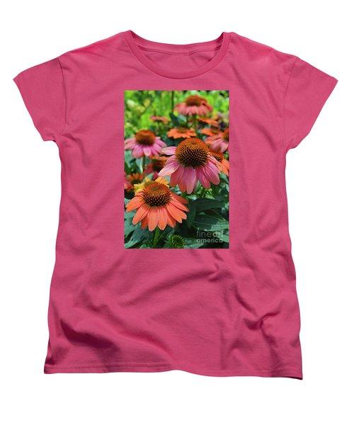 Cone Flower Women's T-Shirt (Standard Cut)