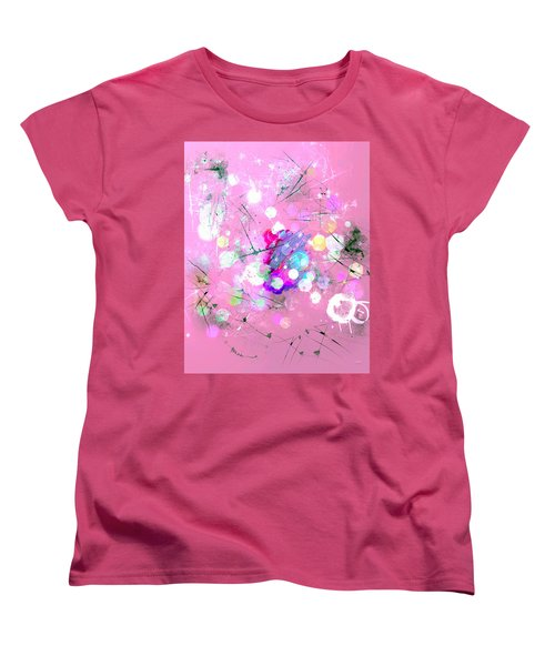 Drizzle  Women's T-Shirt (Standard Cut) by Don Wright