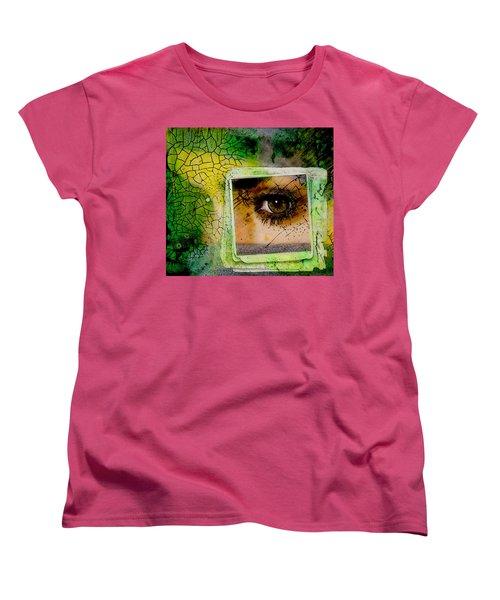 Eye, Me, Mine Women's T-Shirt (Standard Cut)